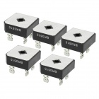 ZnDiy-BRY BR3510 1KV 35A Single Phase Bridge Rectifiers - Black (5 PCS)