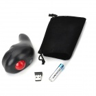 2.4GHz Wireless Handheld Multipurpose mouse trackball com receptor USB