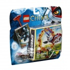 Genuine LEGO Chima Ring of Fire 70100  x 2 boxes (special offer)