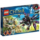 Genuine LEGO Legends of Chima Razar's CHI Raider 70012