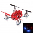 Chuanghuang CH029 360 Degree Eversion 2.4GHz 4-CH R/C UFO Four Axis Aircraft w/ Gyroscope - Red