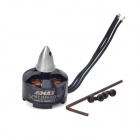 EMAX MT1806 2280KV Multi-Axis Left-Hand Thread Brushless Motor for R/C Aircraft - Black + Silver