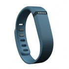 Replacement Band Bracelet Wristband for Fitbit Flex - Blue + Grey