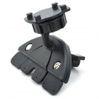 CD-1 CD Slot Universal Smartphone Car Mount Holder Base for IPHONE 5 / 4S + More - Black