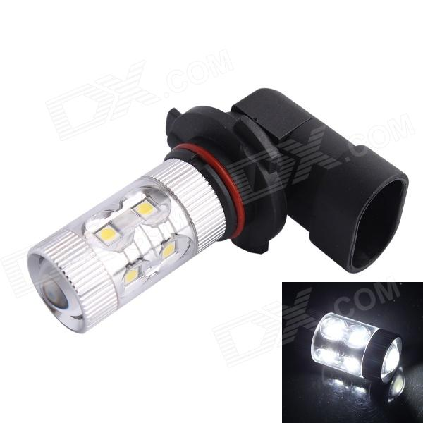 9006 / HB4 60W 650LM 6500K 12-SMD LED White Light Foglight фар для автомобилей (DC12-24V)