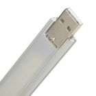 UltraFire USB5050 2W 200lm 7200K 15-SMD 5050 LED White Light Lamp - Silvery White