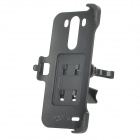 Universal Car Mini saída Mount Holder w / Back Clip para LG G3 - Preto