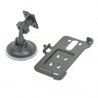 Carro Universal Mini Type-G Mount Holder w / ventosa / Back Clip for LG G3 - Preto