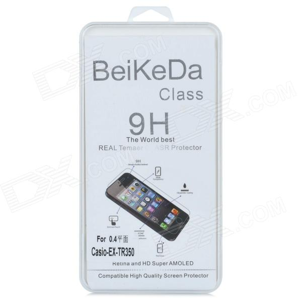 Beikeda Protective 9H 0.4mm Tempered Screen Protector for Casio TR350