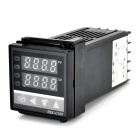 "1.2"" LED 12V REX-C100 K-Type Temperature Control + Thermocouple - Black"