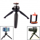 YUNTENG G-573 Mini Tripod Mount w/ Clip for Digital Camera / GoPro Camera / Cell phone