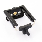 SMJ Universal Cellphone / Mini Camera Bracket Clip w/ Holder - Black