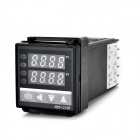 "1.2"" LED 24V REX-C100 K-Type Temperature Control - Black"