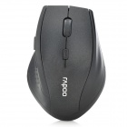Rapoo 7300 2.4GHz Wireless Optical Gaming Mouse -  Bright Black