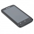 "Lenovo A316 Dual-Core Android 2.3 WCDMA Bar Phone w/ 4.0"" Screen, Wi-Fi and GPS - Black"