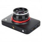 "CS1000L 0 2.65"" TFT HD Wide Dynamic faible éclairage grand angle LED IR de vision nocturne de la voiture DVR Video Recorder"