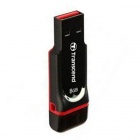 Transcend JetFlash 340 8 GB USB 2.0 OTG Flash Drive (TS8GJF340)
