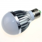 CXHEXIN S27-3+3 E27 6W 360lm 12-5630 LED Adjustable Color Temperature Lamp Bulb (AC 85~265V)