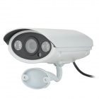 Cotier TV-658H2/IP 1/2.5 impermeable'' CMOS de 2.0MP cámara del IP del monitor del bebé w / LED 2-IR / IR-CUT - Blanco