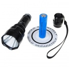Uniquefire X8 230-Lumen LED Flashlight (1 * 18650/2 * 16340)