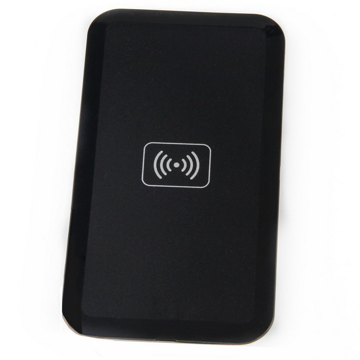 Universal Non-slip QI Wireless Charger Pad Charging Plate for IPHONE 4 / 5, Samsung LG, Nokia