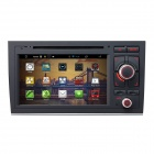 "7"" Android 4.2 Capacitive Screen Car DVD Player w/ IPS, GPS, RDS, WiFi, Radio, AUX, BT for AUDI A4"