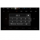 """7"""" Android 4.2 Capacitive Screen Car DVD Player w/ IPS, GPS, RDS, WiFi, Radio, AUX, BT for AUDI A6"""