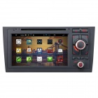 "7"" Android 4.2 Capacitive Screen Car DVD Player w/ IPS, GPS, RDS, WiFi, Radio, AUX, BT for AUDI A6"