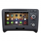 "7 ""Android 4.2 kapazitiver Screen-Auto-DVD-Spieler w / IPS, GPS, RDS, WLAN, Radio, AUX, BT für Audi TT"