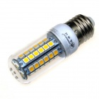 ZHISHUNJIA E27 9W 630lm 48-5050 SMD LED Cold White Corn Lamp (85~265V)