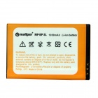 "Mallper BP-3L 3.7V ""1050mAh"" Li-ion Battery for Nokia 303 / 610 / 603 / Lumia 710 + More - Orange"