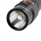 KINFIRE K20 Mini 3W LED 180lm 3-Mode White Light Flashlight - Black (1 x 18650)
