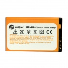"Mallper Replacement BL-4U 3.7V ""1100mAh"" Li-ion Battery for Nokia 8800E / 3120C / 5330XM + More"