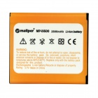 "Mallper Replacement 3.7V ""2600mAh"" Li-ion Battery for Samsung Galaxy S4 i9500 - Orange"