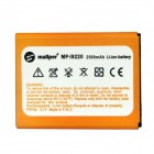 "Mallper Replacement 3.7V ""2500mAh"" Li-ion Battery for Samsung Galaxy Note i9220 / GT-N7000 - Orange"