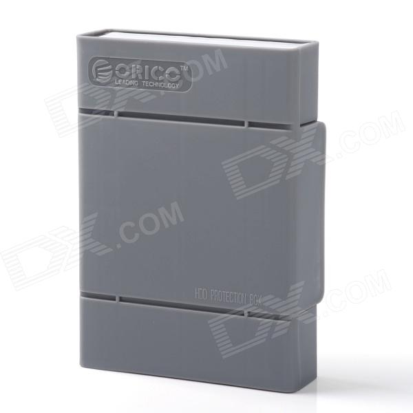 Orico PHP-35 3.5 HDD Protective PP&EVA HDD Enclosure Case - Gray orico php 35 3 5 protective hard drive storage carrying case