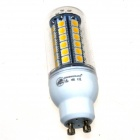 ZHISHUNJIA GU10 9W 630lm 48-SMD 5050 LED Cold White Light Corn Lamp