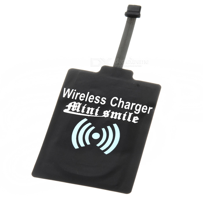 fr p qi standard ti wireless charger receiver for lg g d black