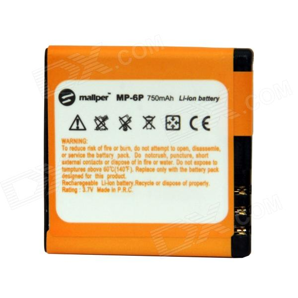 Mallper BL-6P Replacement 3.7V 630mAh Li-ion Battery for Nokia 6500C / 7900 Prism