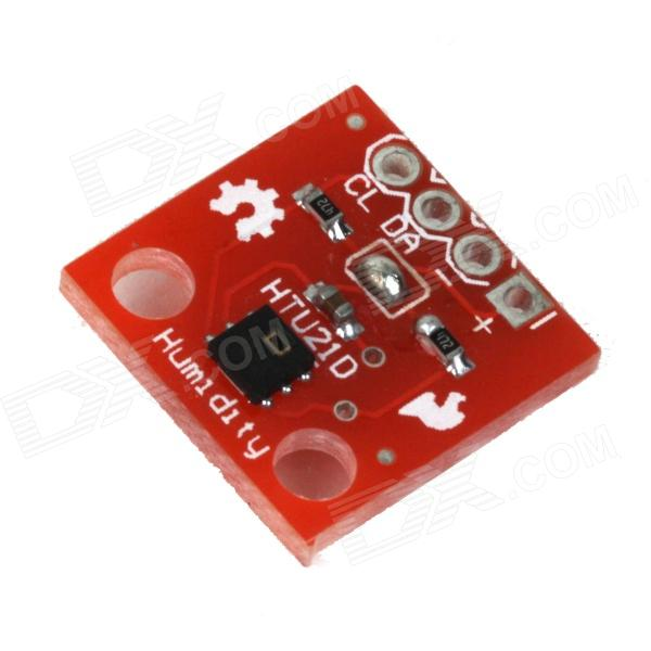 ZnDiy-BRY HTU21D Temperature & Humidity Sensor Module - Red handheld professional humidity and temperature sd data logger with built in internal