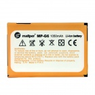 Mallper 3.7V 890mAh Rechargeable Battery for HTC Legend G6 / Wildfire G8 + More