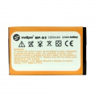 Mallper Replacement 3.7V 1020mAh Li-ion Battery for HTC G3 / HERO + More