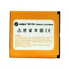 Mallper Replacement BA750 3.7V 1275mAh Li-ion Battery for Sony Ericsson LT18i / LT15i / X12