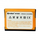 Mallper F-S1 Replacement 3.7V 1020mAh Li-ion Battery for BlackBerry 9800 / 9810 - Orange