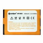 Mallper Replacement 3.7V 1190mAh Li-ion Battery for BlackBerry 9000 / 9700 / 9900