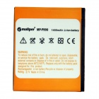 Mallper Replacement FL-53HN 3.7V 1230mAh Li-ion Battery for LG  P990 / P993 / P999