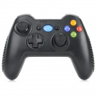wamo 2.4G Wireless PS3 Gamepad Supports PS3 / PC / Android Box - Black