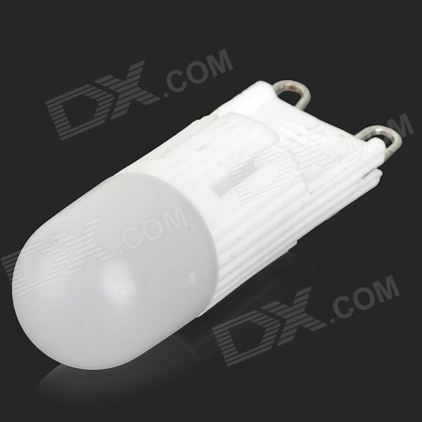 JRLED JRLED-G9-G19-TC G9 2.3W 130lm 1-SMD 5050 LED Cold White Bulb