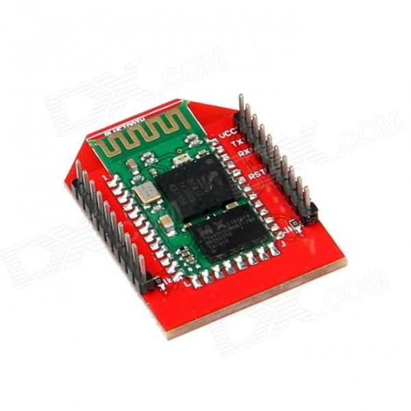 все цены на SoaringE E00307 Serial Bluetooth Bee Wireless Module (Works with Official Arduino Boards) онлайн