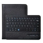 Detachable Bluetooth V3.0 59-Key Keyboard w/ PU Flip Open Case for IPAD MINI / RETINA IPAD MINI